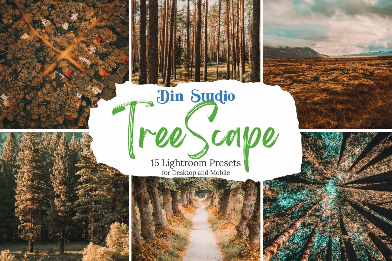 Treescape Lightroom Presets - Treescape Copy 1 -