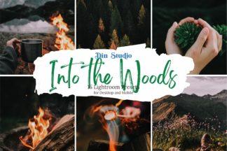 Food Lightroom Presets - Into the Woods Copy 1 -