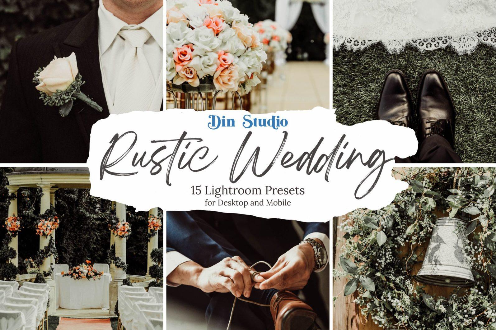 Rustic Wedding Lightroom Presets - Rustic Wedding Copy -