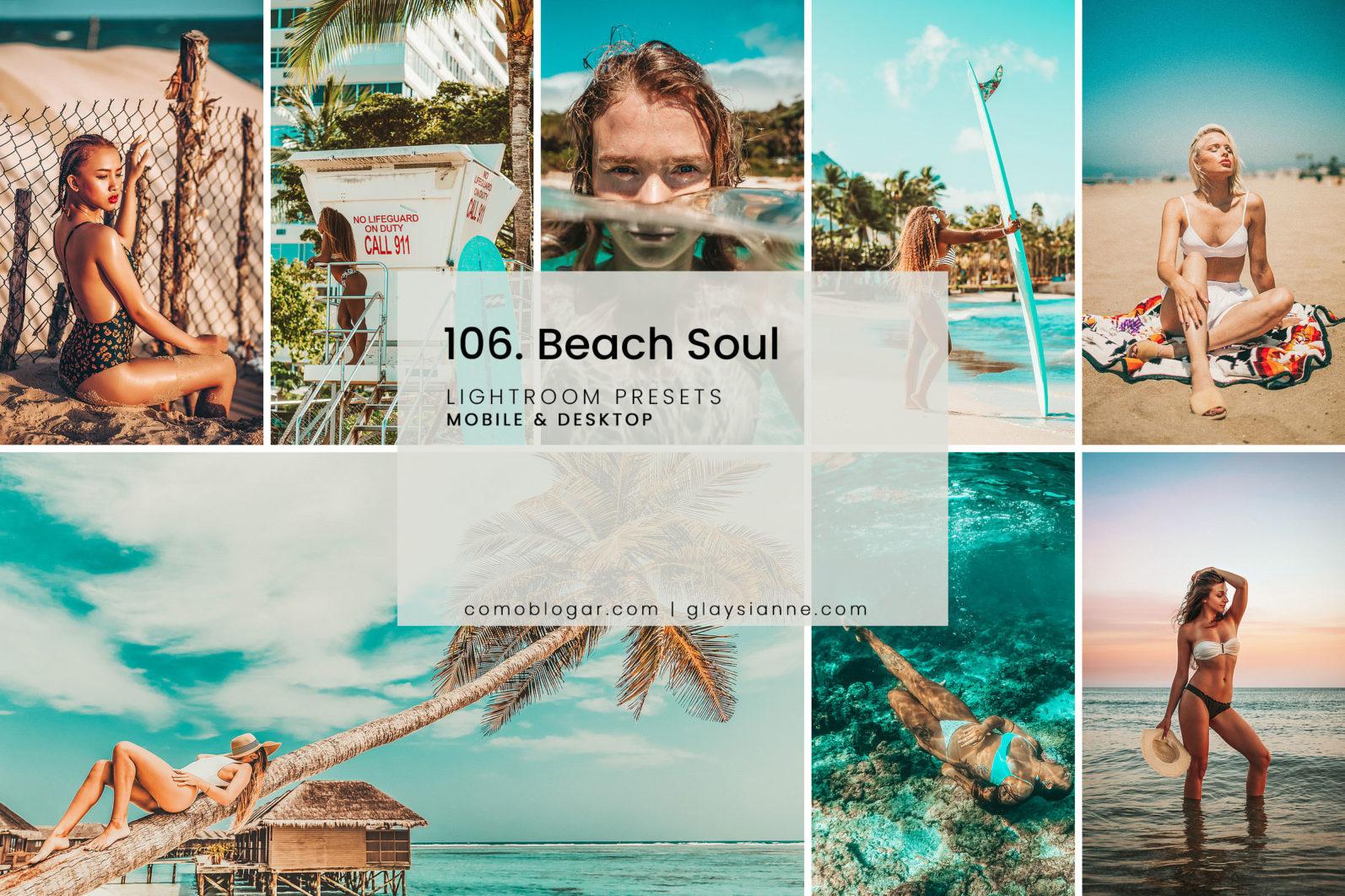 106. Beach Soul Presets - 106.BEACHSOUL 1 -
