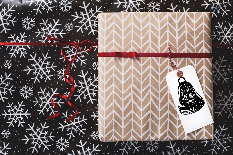 Christmas SVG Bundle- Holiday SVG Bundle- Set of 22 Files - BUNDLE 24COVER -