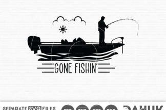 Download Gone Fishing Crella