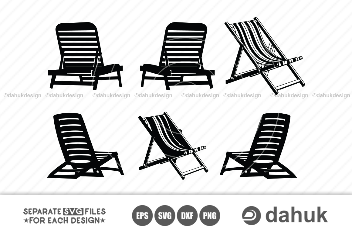 Beach Chair Svg Beach Chair Cut Files Beach Umbrella Beach Chair With Umbrella Crella