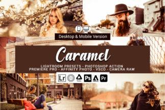 Caramel Lightroom Presets - Caramel -