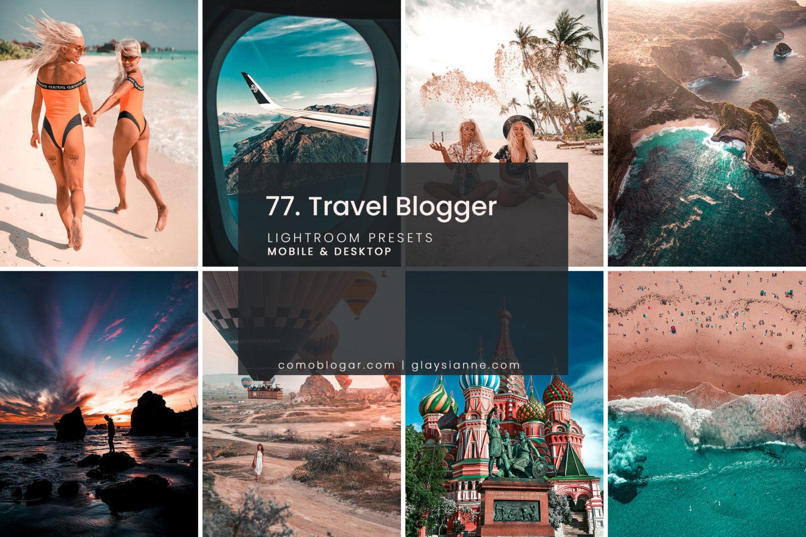 77. Travel Blogger Presets - 77.Travel Blogger 01 1 -