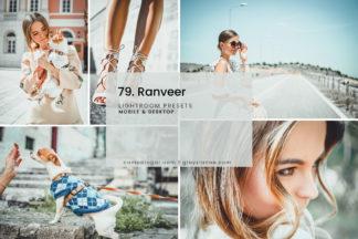 Clean White Lightroom Presets - 79.Ranveer 01 -