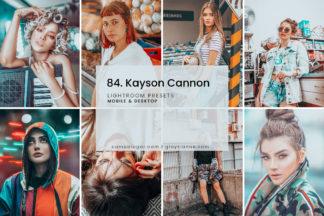 Nude Lightroom Presets - 84.Kayson Cannon 01 -