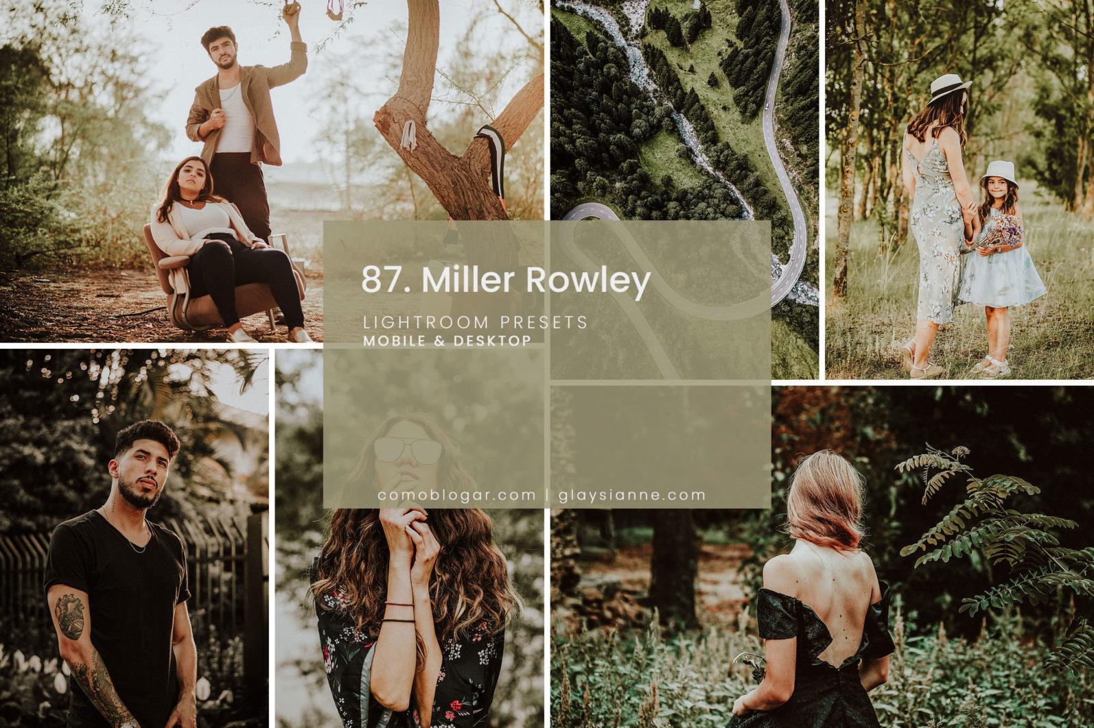 87. Miller Rowley Presets - 87.Miller Rowley 01 -