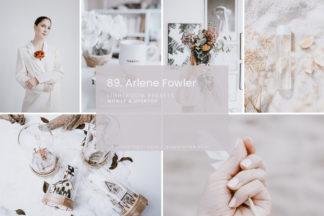 Clean White Lightroom Presets - 89.Arlene Fowler 01 -