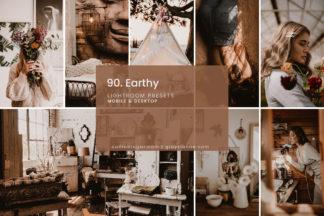 Lifestyle Lightroom Presets - 90.Earthy 01 -