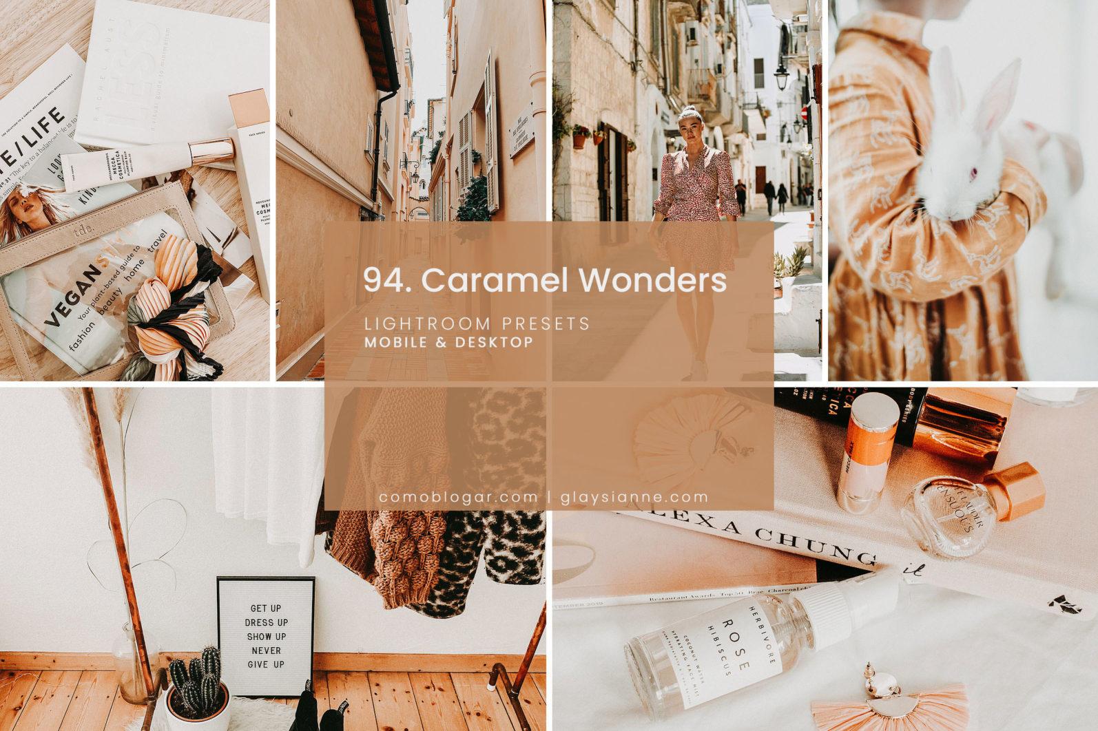 94. Caramel Wonders Presets - 94.Caramel Wonder 01 -