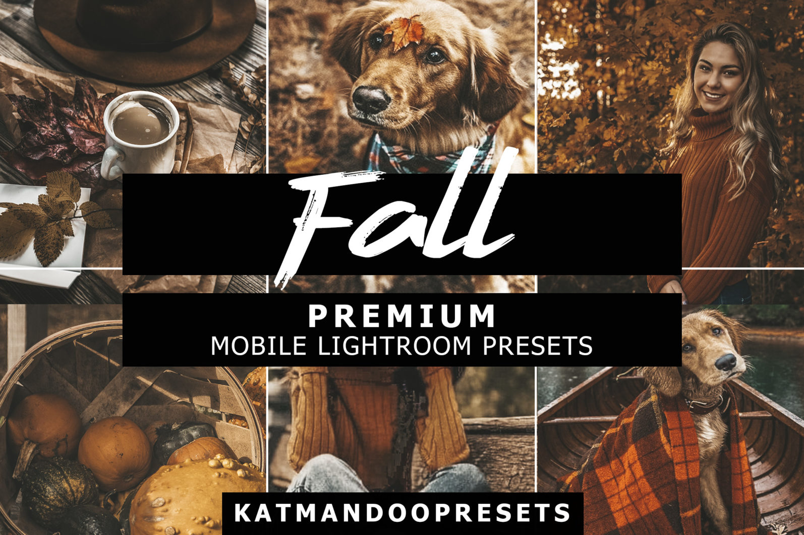 15 Mobile Presets FALL - fall presets lightroom crella 2 -