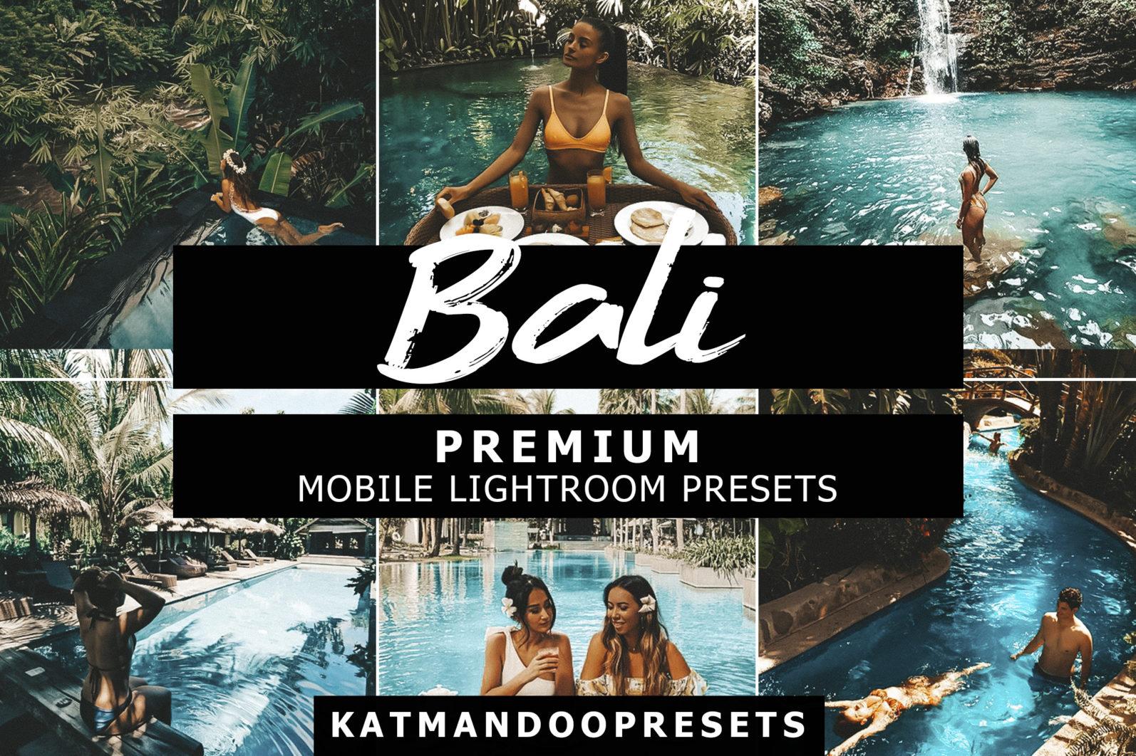 7 Mobile Presets BALI - bali lightroom crella 2 -