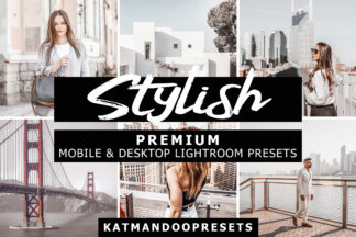 Lifestyle Lightroom Presets - stylish lightroom crella 2 -