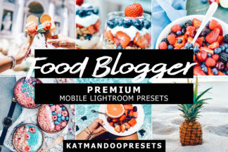 Lifestyle Lightroom Presets - food blogger lightroom crella 2 -