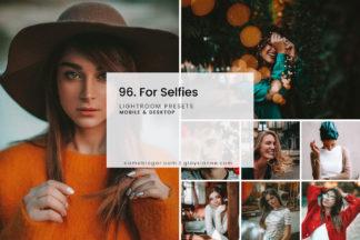 Lifestyle Lightroom Presets - 96.For Selfies 1 -
