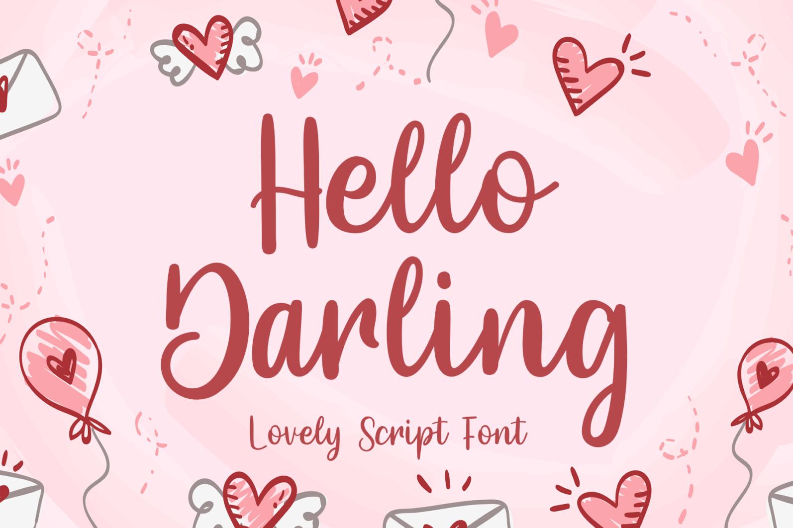 Beautiful Script Font Bundle - 1 98 -