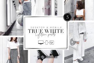 Fashion Lightroom Presets - A 05 -