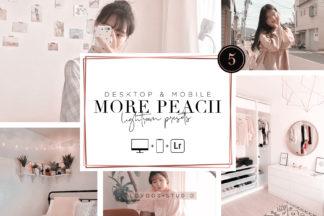 Fashion Lightroom Presets - A 09 -