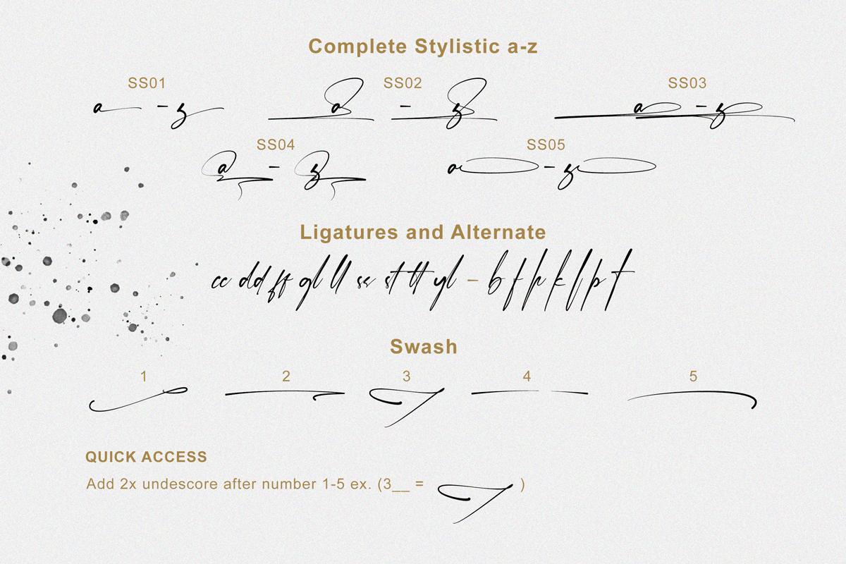 Janelotus - Signature Font - 9 20 -