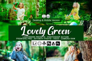 Forest Lightroom Presets - Preview 32 -