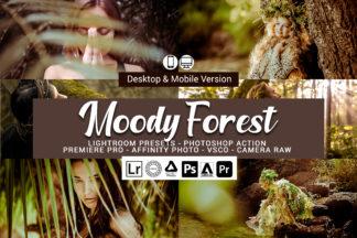 Forest Lightroom Presets - Preview 34 -