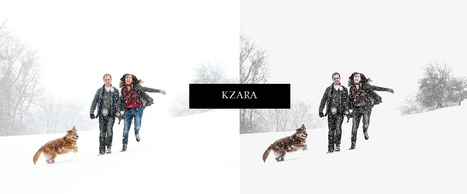 12 x Lightroom Presets, Winter Magic Presets, Outdoor Presets, Gray Tones Presets, Portrait Presets - Winter Magic Preview 2 -