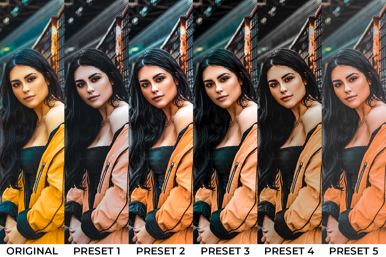 101 Moody Lightroom Presets - Preset Preview 6 -