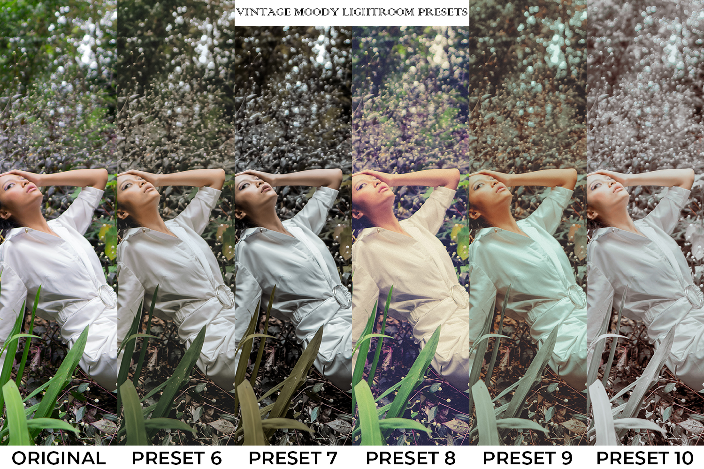 101 Moody Lightroom Presets - Preset Preview 16 -