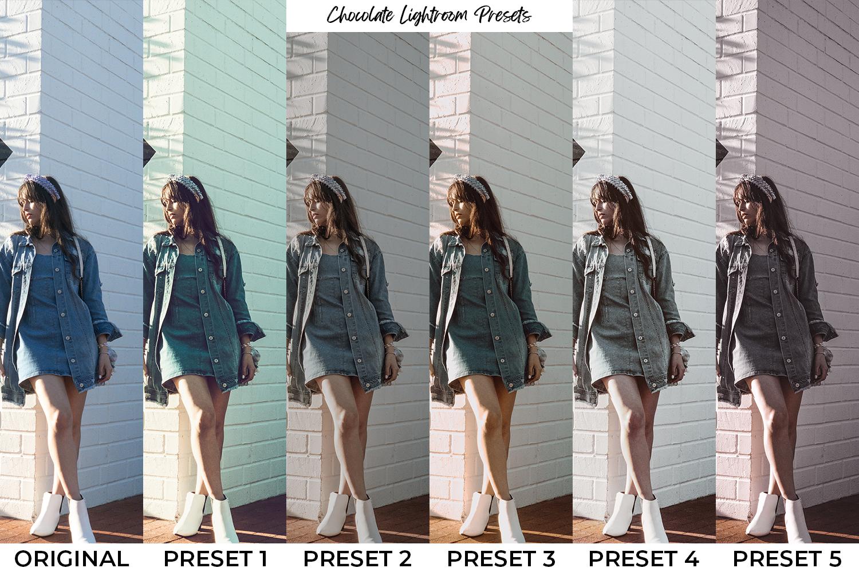 101 Moody Lightroom Presets - Preset Preview 18 -
