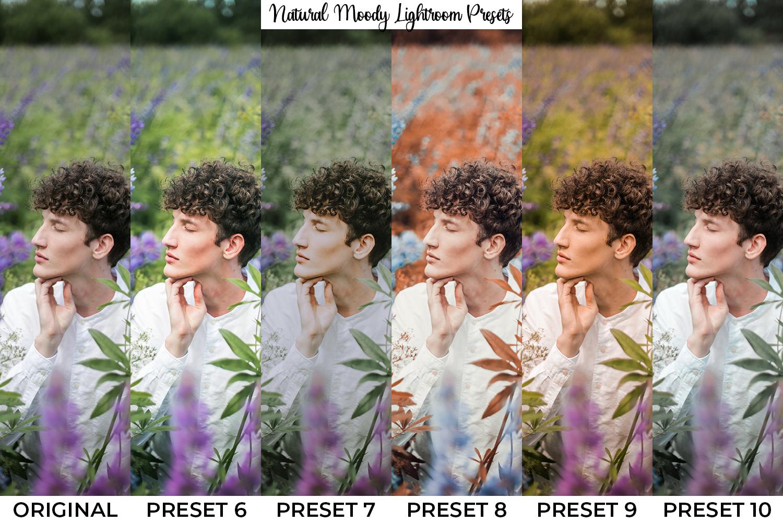 101 Moody Lightroom Presets - Preset Preview 20 -