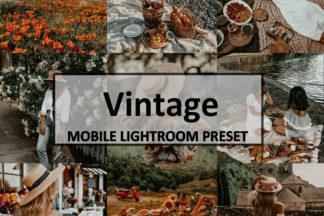 Free Lightroom Presets - vintgepreset -