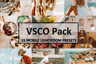 Spring Lightroom Presets - VSCO Pack -
