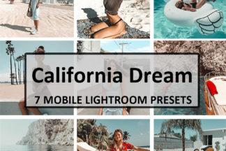 Spring Lightroom Presets - California Dreamm -