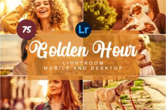Golden Lightroom Presets - Preview 239 -