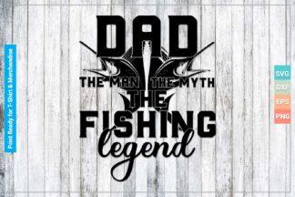 Download Dad Fishing Svg Crella