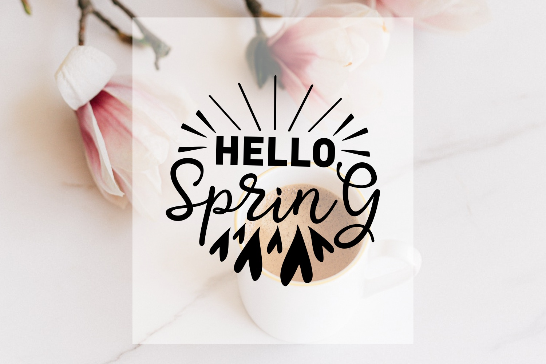 Spring SVG Quotes Bundle, Spring Season SVG - 1 21 -