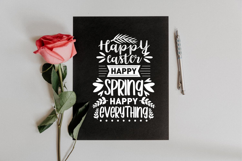Spring SVG Quotes Bundle, Spring Season SVG - 12 16 -