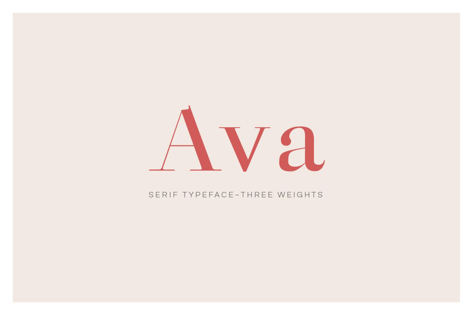 Feminine Font Bundle   35 Fonts - Artboard 19 100 -