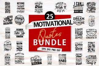 "<span style=""display: none"">Designer Bundles</span> - Motivational -"