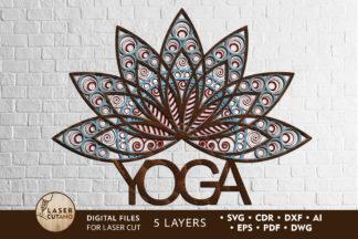 All Freebies - yoga laser cut files lasercutano cover -
