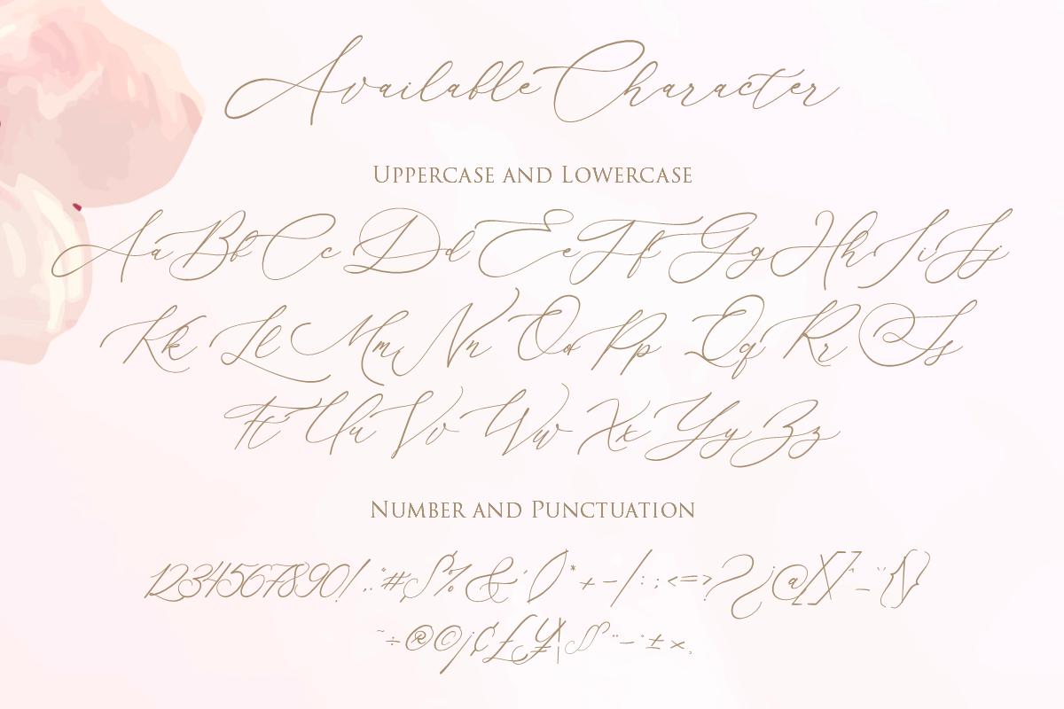 Amalia Script Calligraphy - Gilar Saleh 5 -