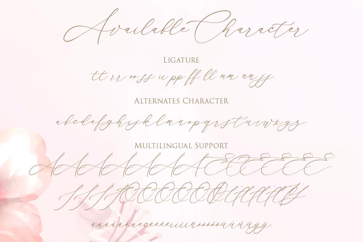 Amalia Script Calligraphy - Gilar Saleh 6 -