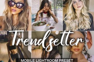 Free Lightroom Presets - trendsetter lightroom mobile presets 0 -