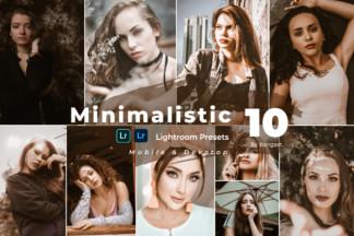 Minimalistic Lightroom Presets - thumbnail produk 29 -