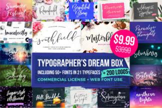 "<span style=""display: none"">Mockup Bundles</span> - typographers dream box 2021 -"