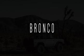 Crella Subscription - BRONCO 1 -