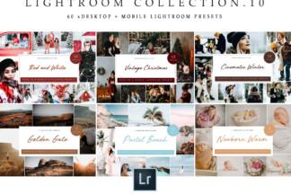 White Lightroom Presets - Lightroom Collection 10 -
