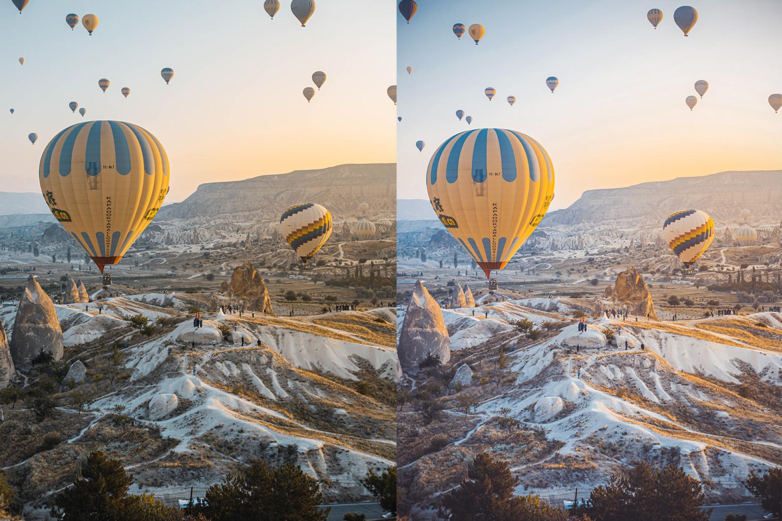 BUNDLE /// 281 x Lightroom Presets for Desktop // 24 Packs // Desktop and Mobile - 2 Hot Air Balloon1 1 -
