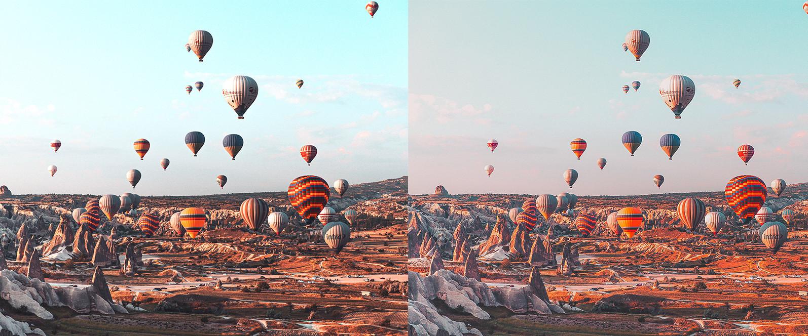 BUNDLE /// 281 x Lightroom Presets for Desktop // 24 Packs // Desktop and Mobile - 4 Hot Air Balloon1 1 -